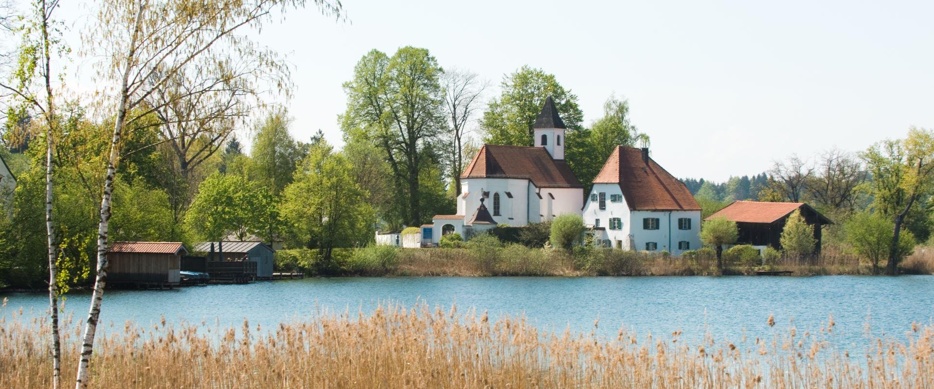 St. Walburgiskirche, © Tourist-Information Seebruck