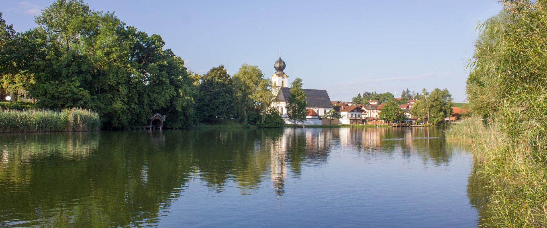 Truchtlaching, © Tourist-Information Seebruck