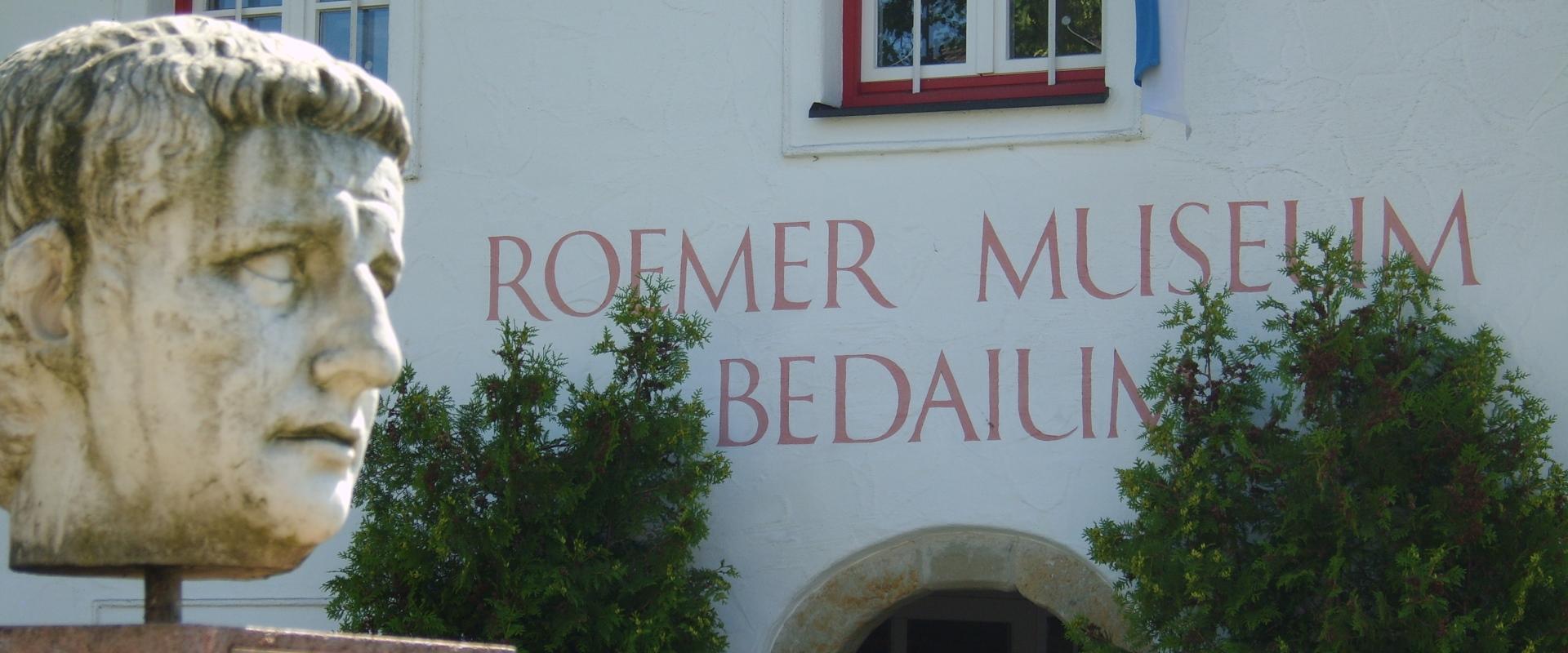 Römermuseum Bedaium in Seebruck, © Tourist-Information Seebruck