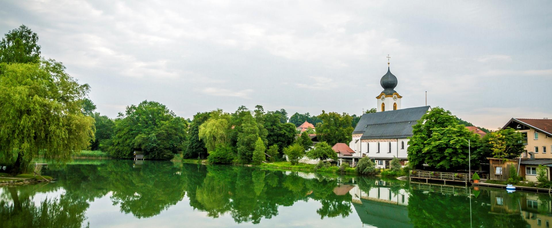 Alzbad Truchtlaching, © Chiemgau Tourismus