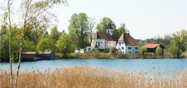 Kloster Seeon, © Tourist-Information Seebruck